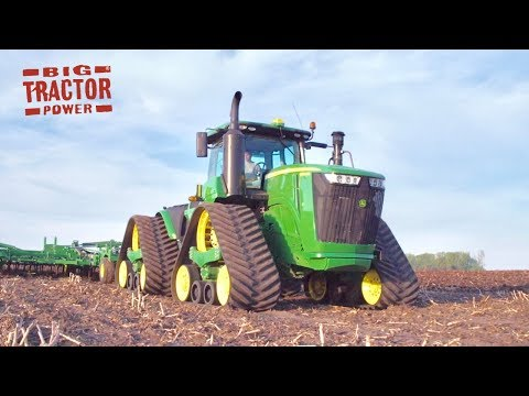 New 2019 John Deere Tractor and Implement Releases at the NFMS