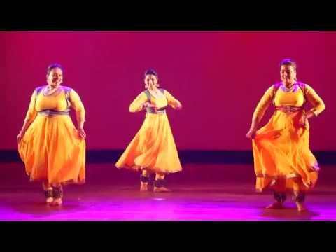 A kathak tribute to Michael Jackson- By Ishita Sharma & Team