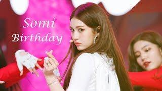 Download lagu 전소미 - BIRTHDAY 교차편집
