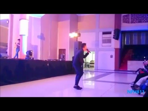 Barsena Bestandhi - Rapuh @ NET Jalan Jalan Kampus Episode Malang Universitas Brawijaya 310316