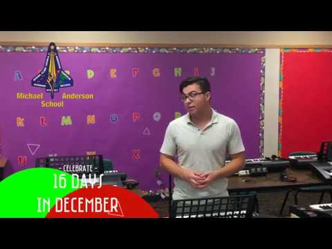 Michael Anderson Day 7 - 16 Days of Celebration in the Avondale Elementary School District