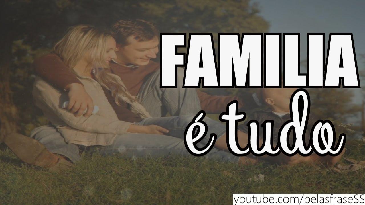 Mensagem De Oi Tudo Bem: Mensagem Para Familia - YouTube