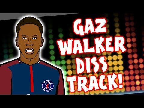 GAZ WALKER DISS TRACK! (Alex Hunter FIFA 18 Parody)