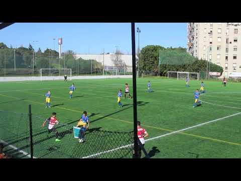 ADCEO B VS PERO PINHEIRO -JORNADA 16 - INICIADOS (video 3)
