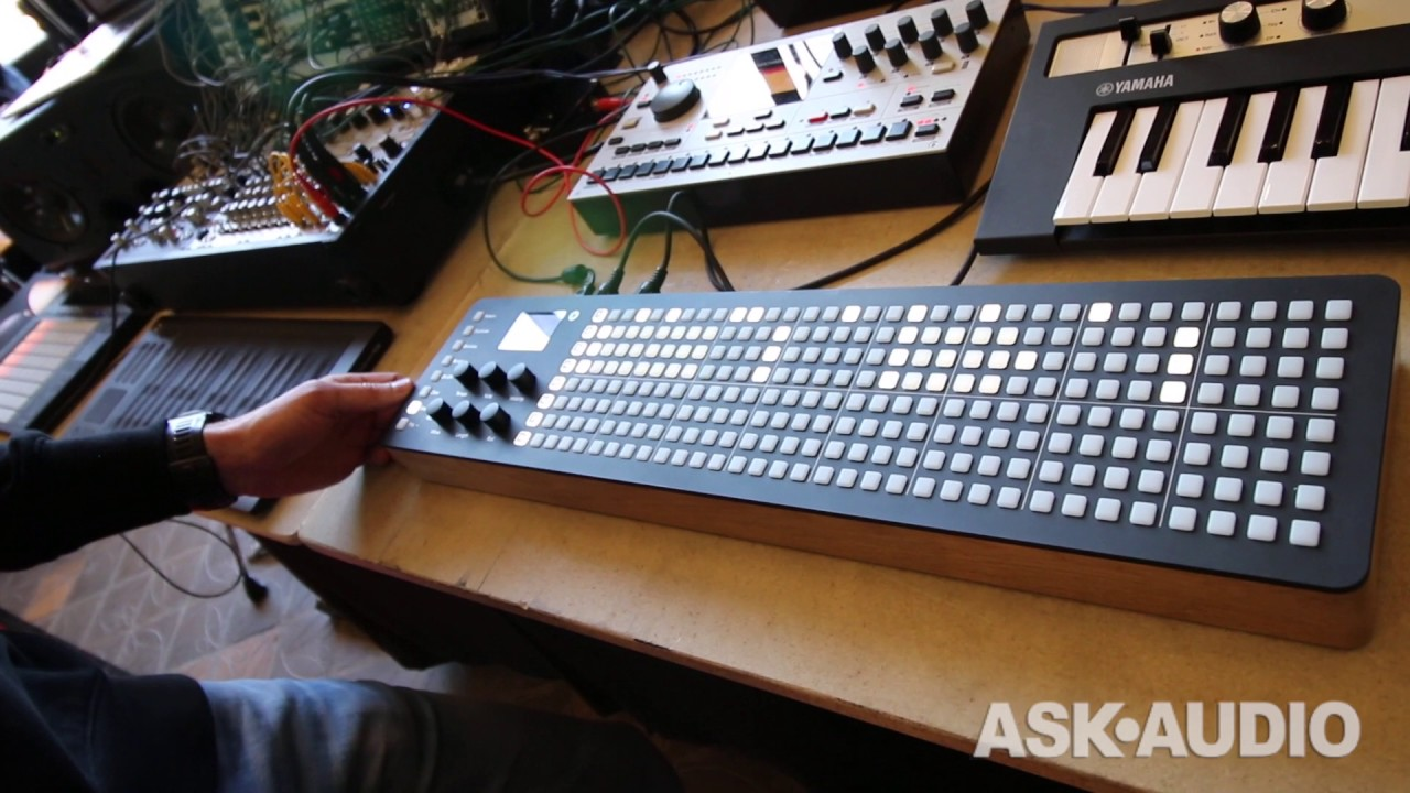 Best MIDI Sequencers for the Hardware Musician : Ask Audio