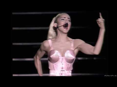 Madonna - Blond Ambition Tour 1990, live from Yokohama, Japan - Remastered Original Cut