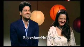 Rapidfire with Rajeev Khandelwal on zooming with omar