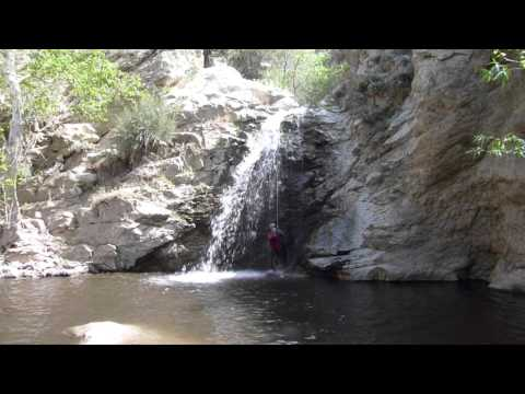 North Fork of the San Jacinto River - Canyoneering
