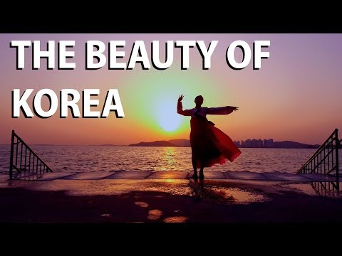 The beauty of Korea - Culture, Architecture, Food, People