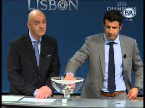 UEFA Champions League: Sorteo Cuartos de Final 2013-2014