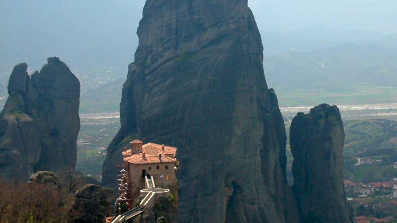 Meteora Find Greece Pictures