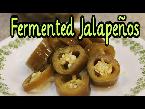 Fermented Jalapeno ~ Fermentation Tutorial