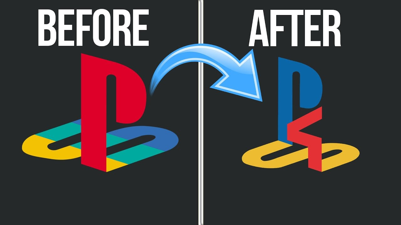 What the PlayStation Logo COULD HAVE Looked Like - YouTube