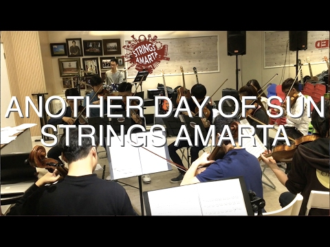 Another day of sun - la la land (String Orchestra)