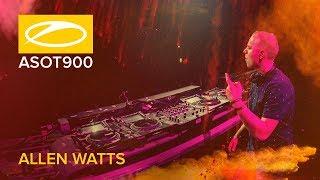 Allen Watts live at A State Of Trance 900 (Jaarbeurs, Utrecht - The Netherlands)