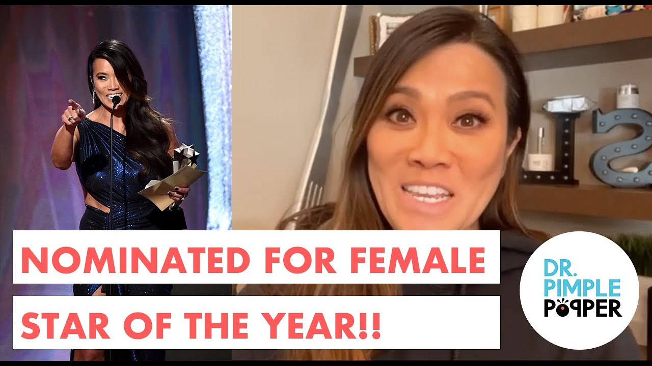 Popaholics I NEED YOUR Help!! Critics Choice Real TV Awards 2021 & special update about the show!