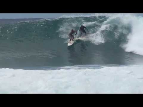 Surfing Maui March 2013 Day 2