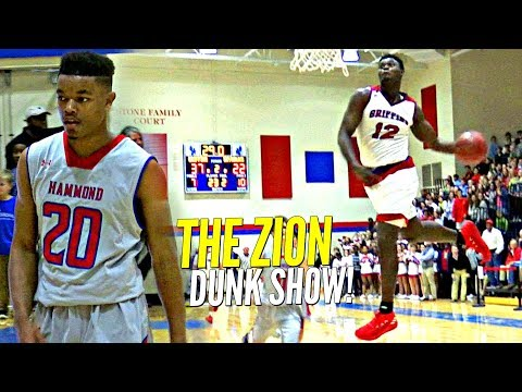 Zion Williamson CRAZY Windmill vs Isaiah Washington (Not JellyFam) in Home Opener! EASY DoubleDouble