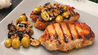 Свинина в бальзамическом соусе - Рецепты от Со Вкусом
