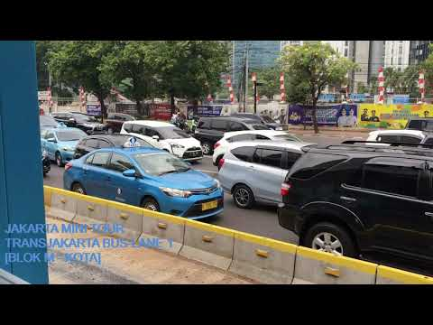 Busway Lane 1 Blok M  Kota Mp3