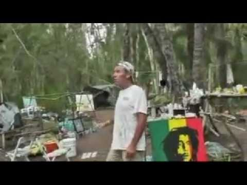Homeless Artist Living In The Woods, FMB Part II