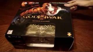 Розпакування колекційного видання God of War 3