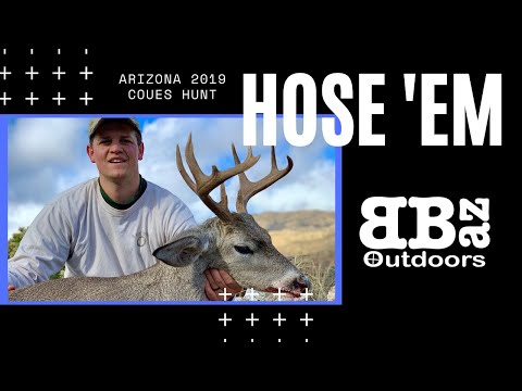 2019 AZ Coues Deer Hunt - Day 2