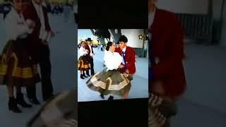 BALLET FOLKLORICO HERENCIA MEXICANA BOTEANDO EN BBVA