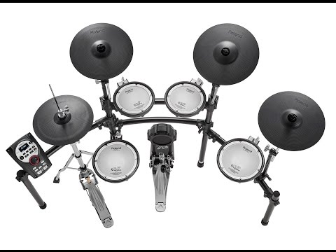 Roland TD-11 Series V-Drums with new TD-11KV Special Edition