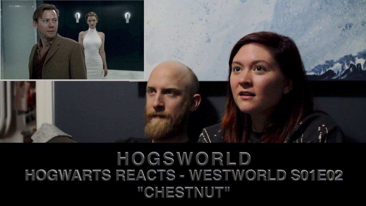 "Download Hogwarts Reacts: Westworld S01E02 ""Chestnut"""