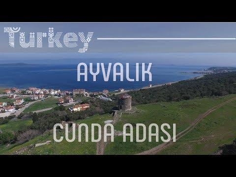 AYVALIK  & CUNDA ADASI | BALIKESİR