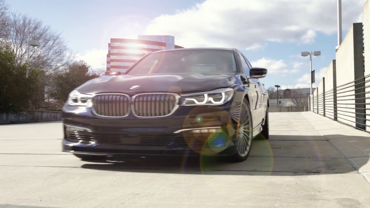 The New BMW M Alpina B BITURBO In Depth Walk Around G - Bmw m7 alpina