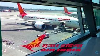 *B787* Delhi-Paris / Air India