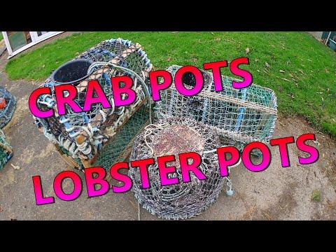 🦀 How To Set Up A Crab Pot, Lobster Pot Tips Tricks Ropes & Buoys