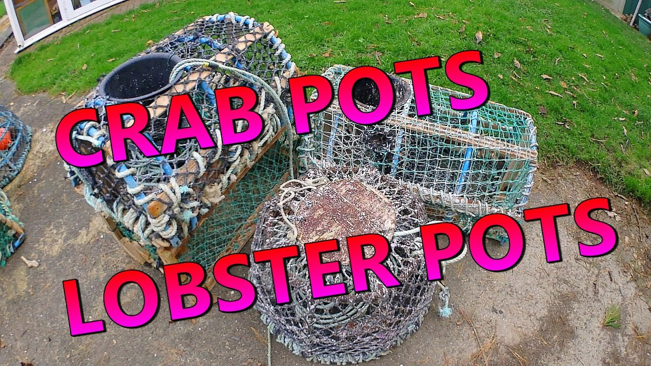 Lobster// Crab Pots