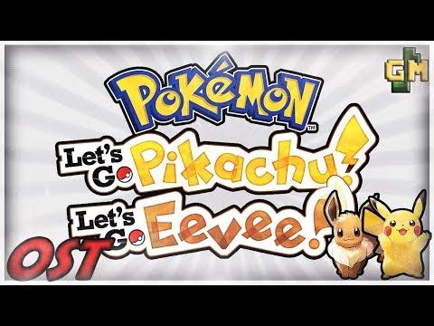 Celadon City - Pokémon: Let's Go, Pikachu! / Eevee! Music Extended