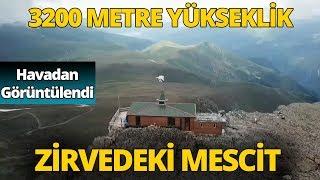 Karadeniz'de Bundan Daha Yüksekte Bir Mescit Bulunmuyor