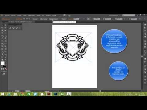 Vectorizar logo illustrator cs6