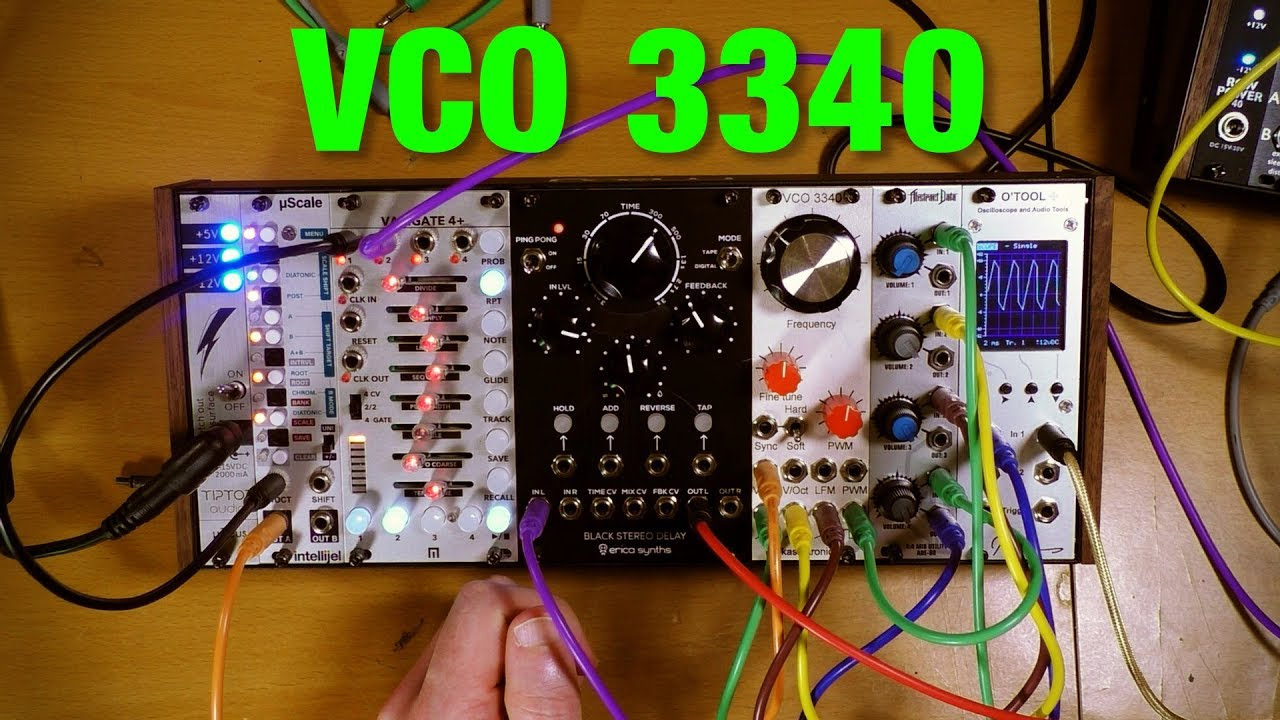 Kassutronics: VCO 3340