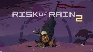Убить всех инопланетян! Risk of rain 2