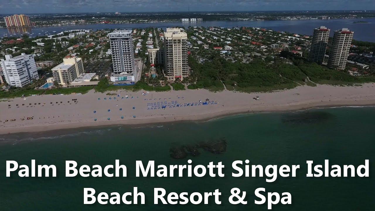 Marriott Singer Island Resort And Spa West Palm Beach Florida