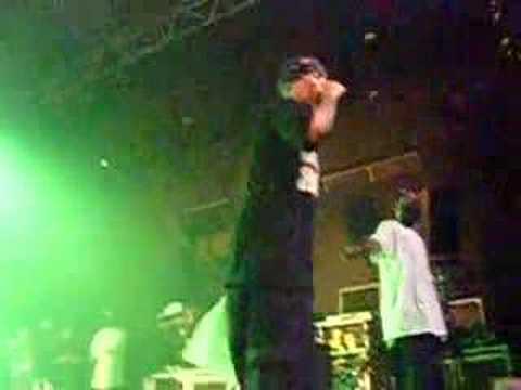 Method Man & Redman Put It Down Live Lyon 2008 Transbordeur