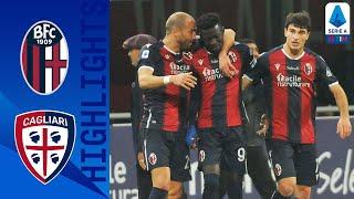 Bologna 3-2 Cagliari | Vittoria in rimonta per il Bologna, decisivo Barrow | Serie A TIM