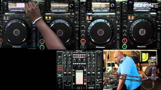 Set DJ Carl Cox - SONIGATE