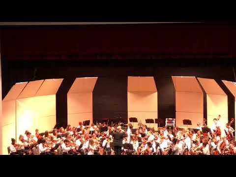 AMS - 7 & 8th Grade Orchestra - Boreas The Cold North Wind - 10/19/17