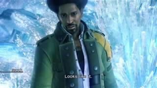 Snow gets slugged in 4K! Final Fantasy XIII Xbox One X Enhanced