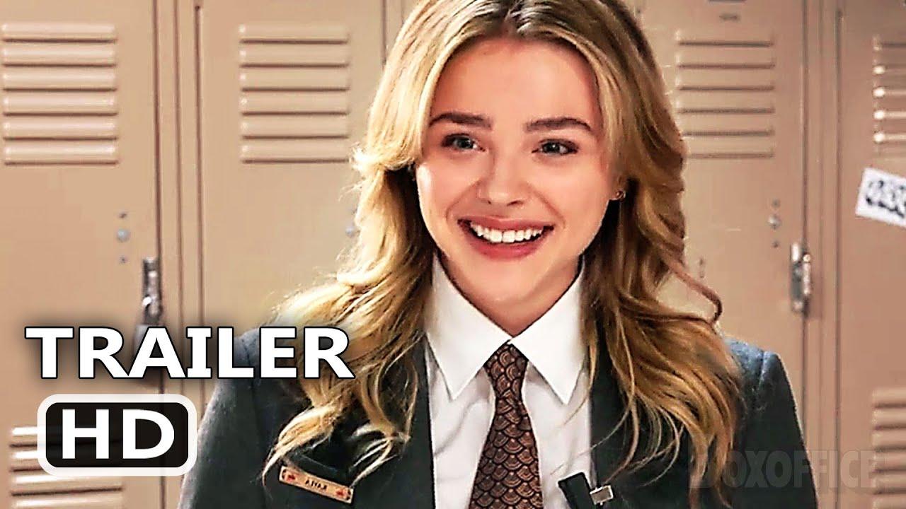Download TOM AND JERRY Trailer (2020) Chloë Grace Moretz Movie