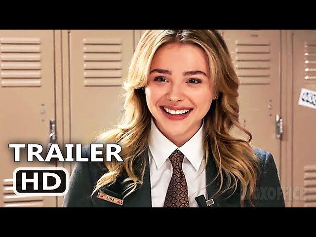 TOM AND JERRY Trailer (2020) Chloë Grace Moretz Movie
