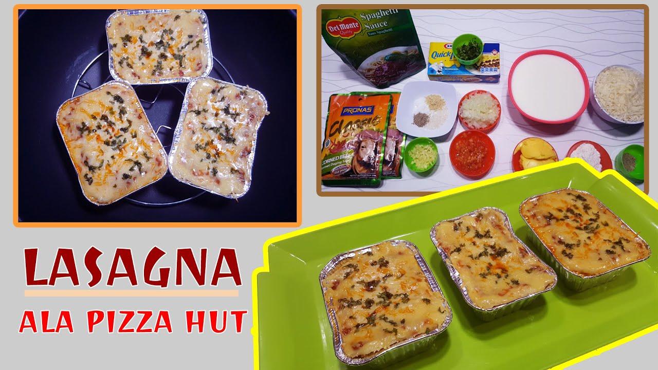 Resep Cepat Dan Mudah Membuat Lasagna Panggang Dengan Teflon Youtube