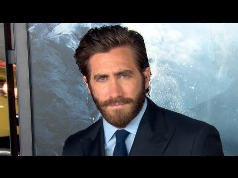 Jake Gyllenhaal & Josh Brolin at the Everest Premiere
